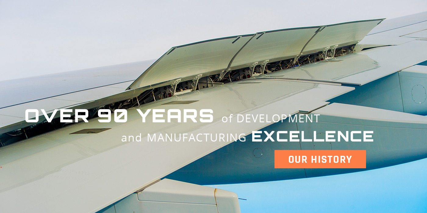 Over 90 Years of Development and Manufacturing Excellence