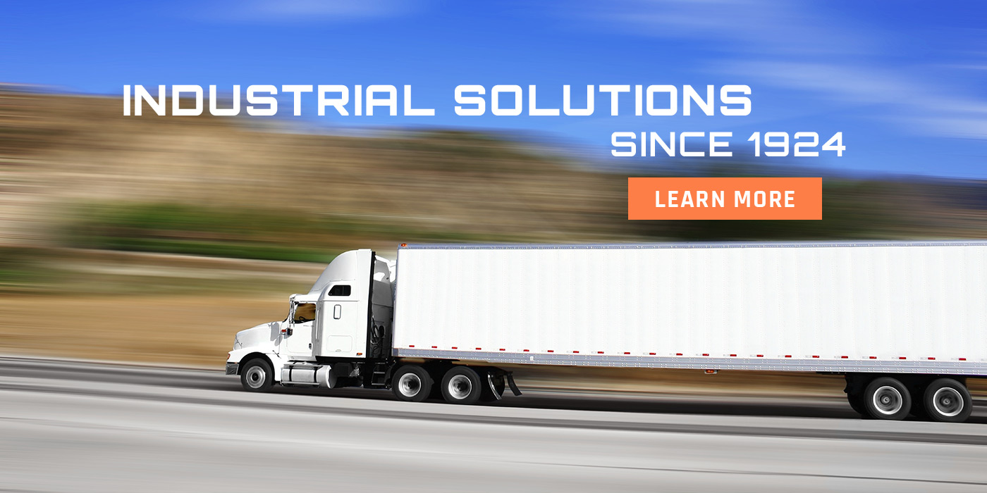 Industrial Solutions Since 1924