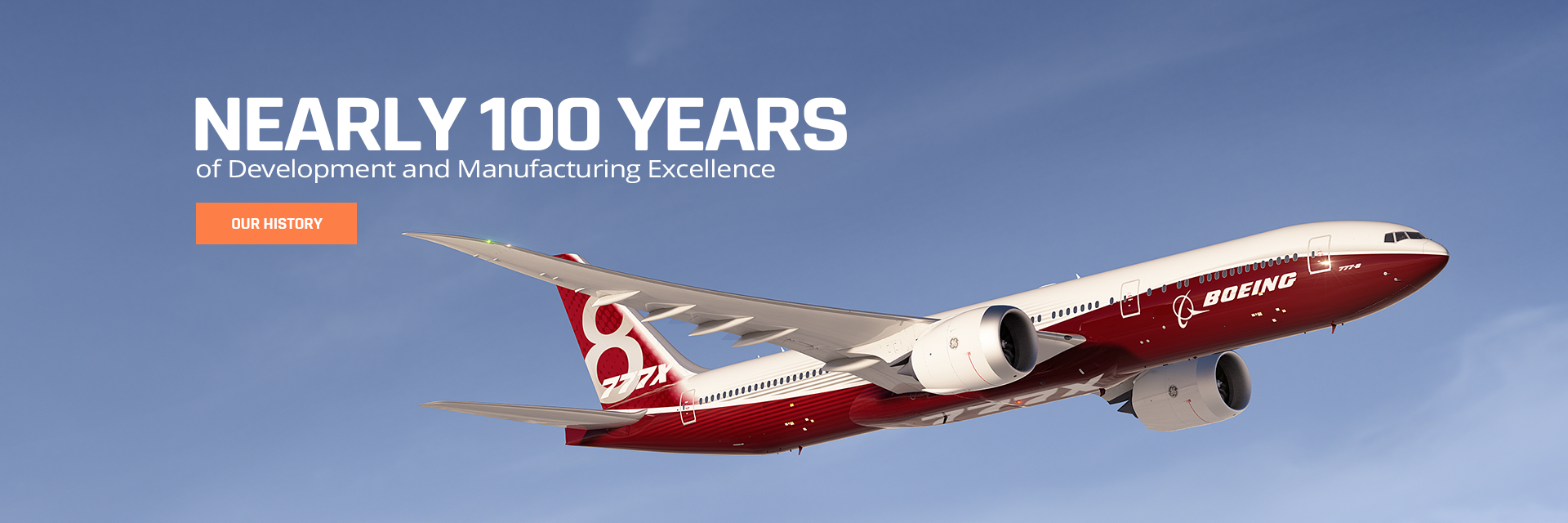 1 Boeing 100 Years