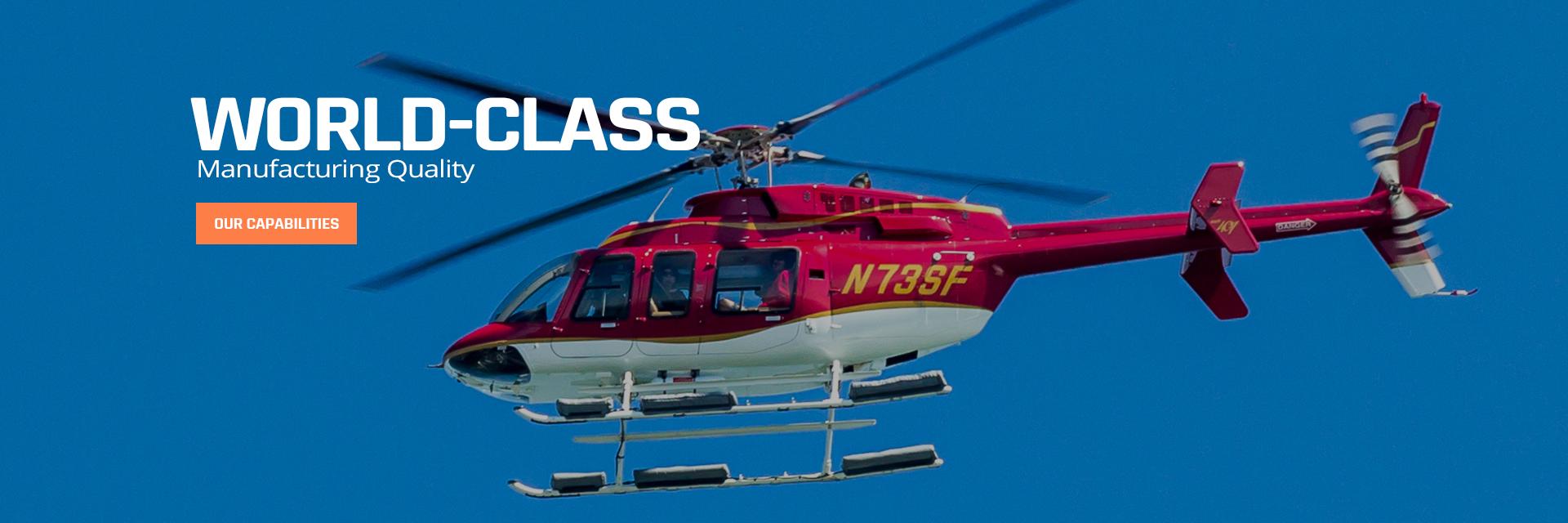 5 Bell 407 world class