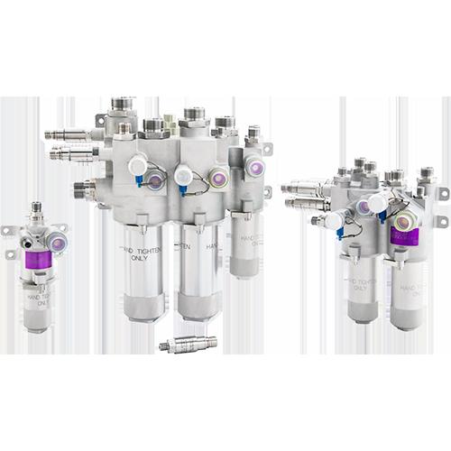 Embraer E-Jets E2 Hydraulic Filter Manifolds Image